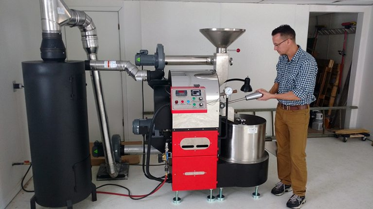 Mission Coffee House to Start Roasting Own Blends