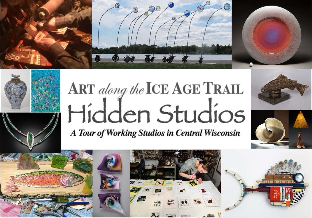 Hidden Studios Celebrates Local Wisconsin Artists through Art Tour
