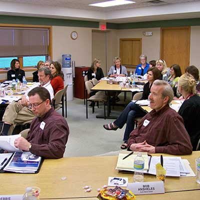 Professional Development in Portage County