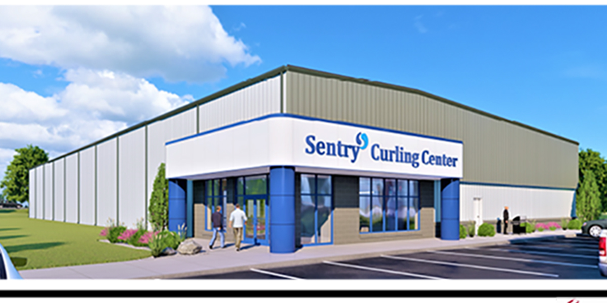 "New ""Sentry Curling Center"" Coming to Portage County"