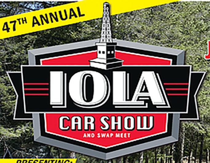 Visit Iola Old Car Show - July 11-13
