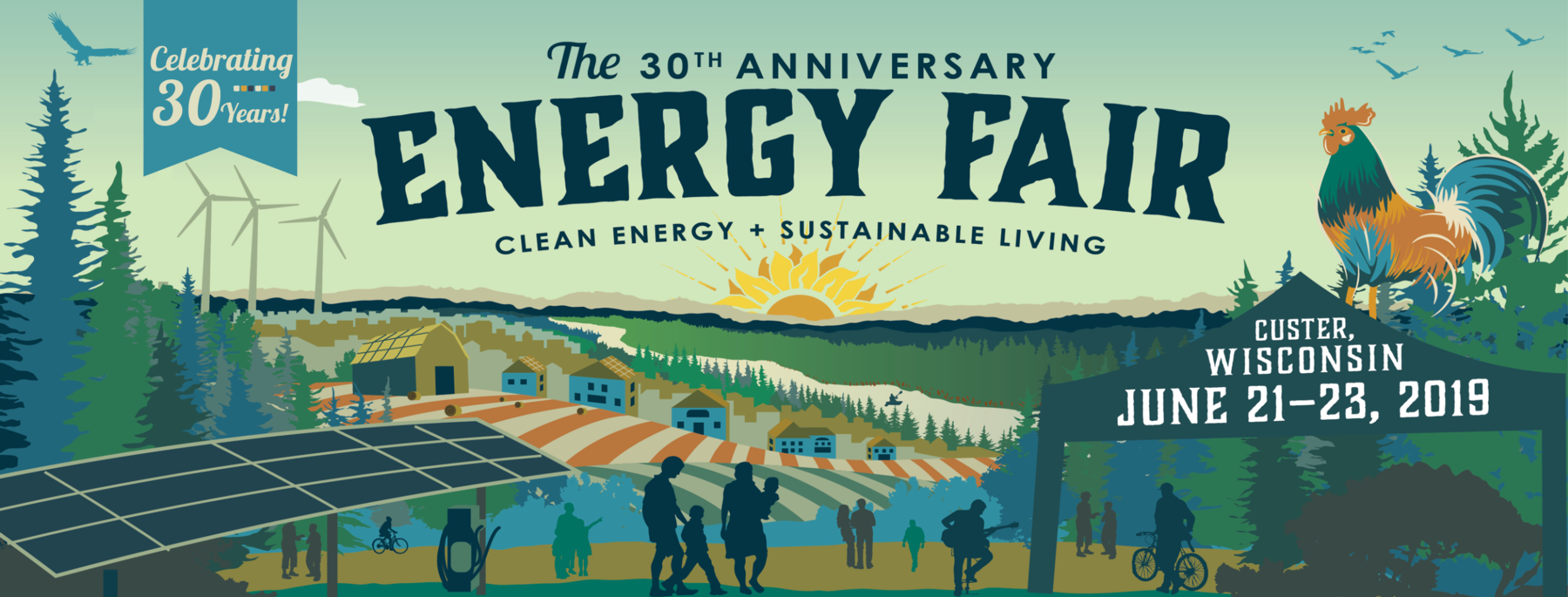 New Attractions at the 30th Anniversary Energy Fair