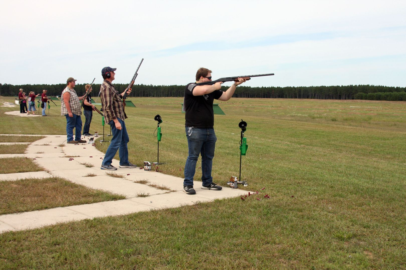 Trapshoot Fundraiser doubles money raised for student grant programs