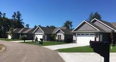 55 and Over Subdivisions in Central Wisconsin