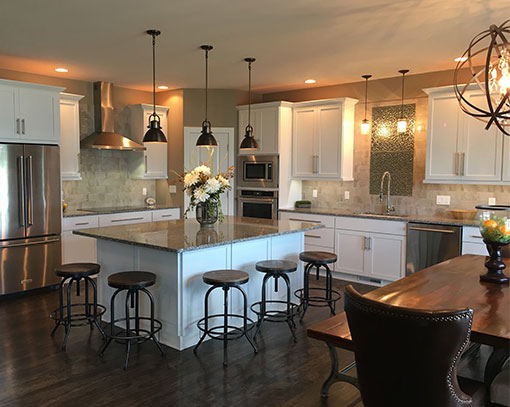 Bergman Builders Inc. Custom Home Builder in Stevens Point, WI