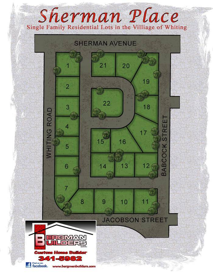 Residential Lots for Sale in Stevens Point, WI