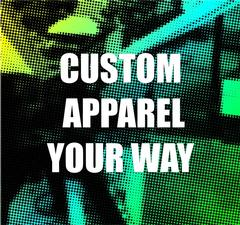 High Quality Custom Apparel
