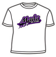Mada Full Front T-shirt