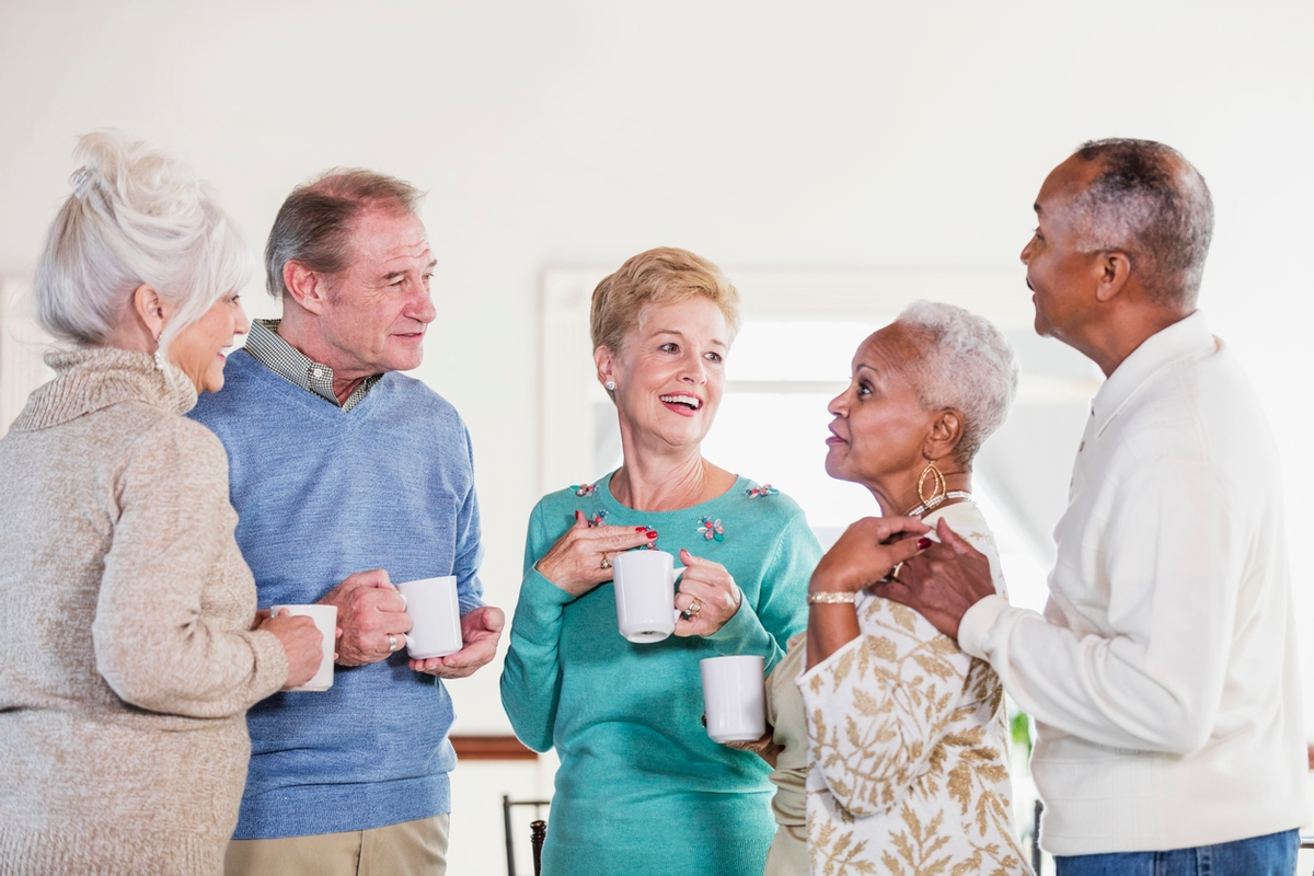 Three Ways for Seniors to Make New Friends