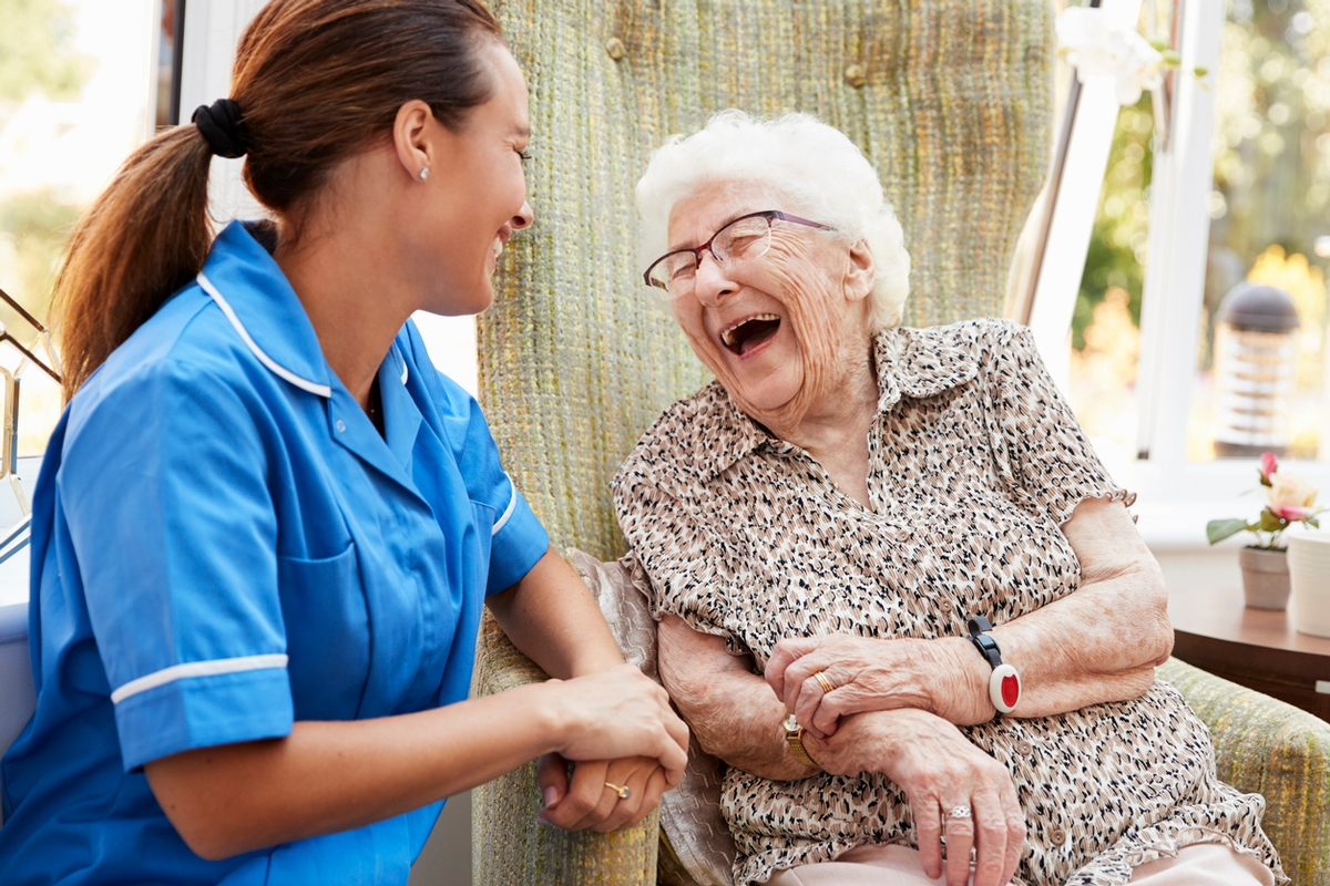 A Positive Approach to Memory Care