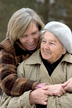 Home for the Holidays: A checklist for visiting elderly parents living alone