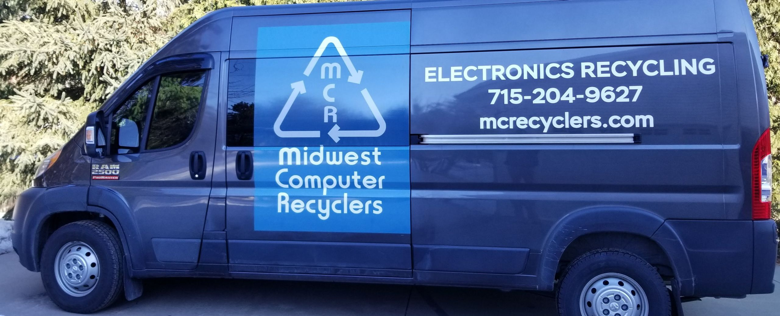Certified Electronic Recyclers in Stevens Point, WI