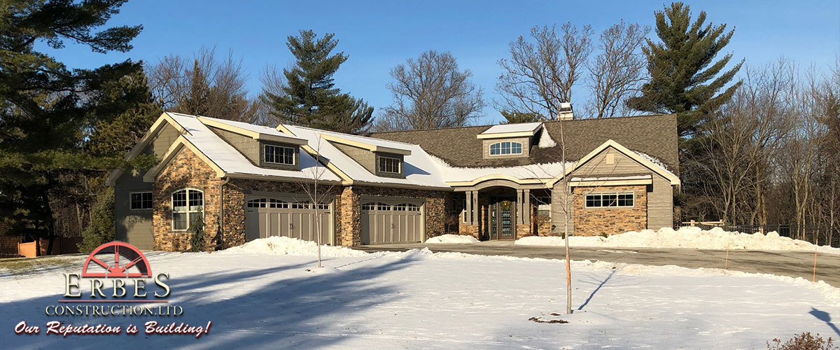 Custom Home Builder in Central WI