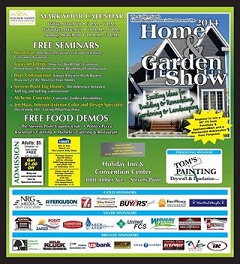 Visit Us at the Golden Sands Home and Garden Show!