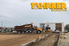 Commercial Site Development in Redgranite, WI