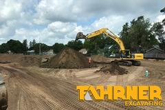 Subdivision Development in Plover, WI