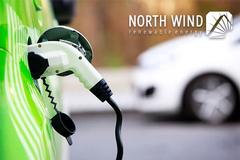 Electric car charger installations in Oshkosh, WI