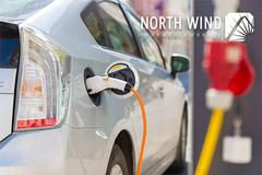 Electric car chargers in Shawano, WI