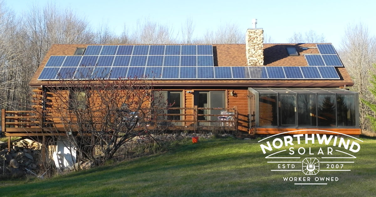 Looking for solar panels in Wausau, WI