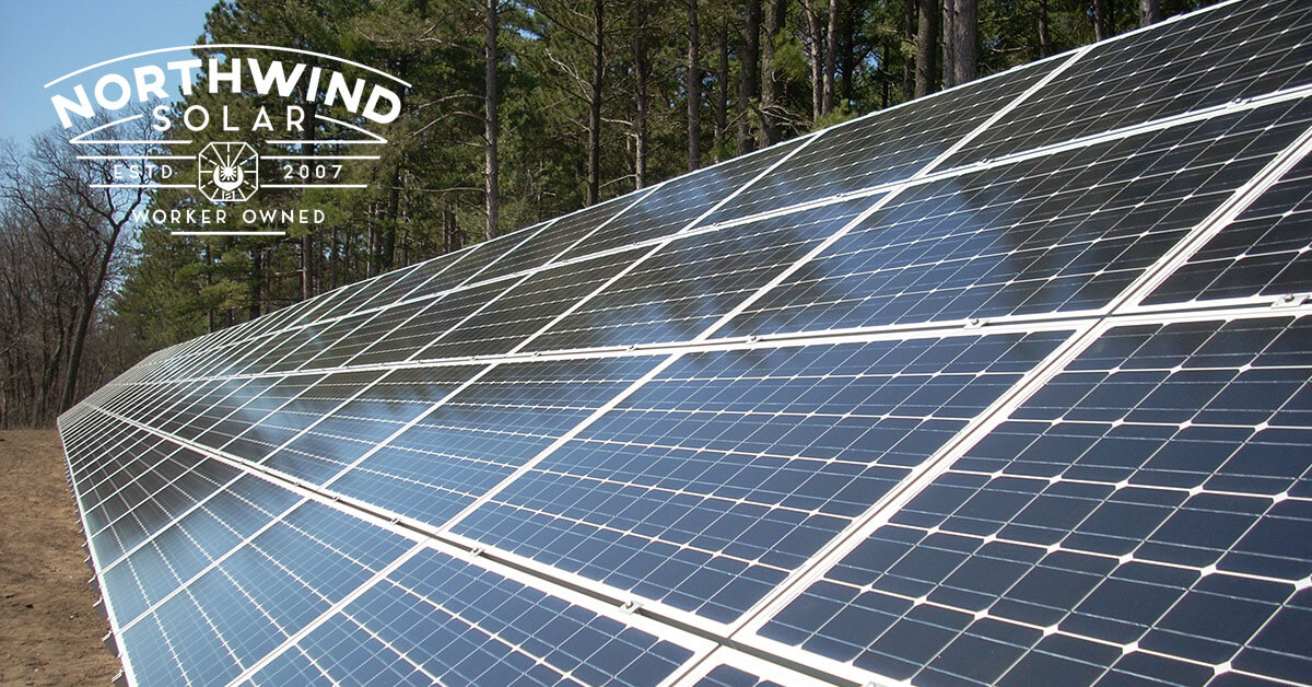 Looking for industrial solar energy systems in Shawano, WI?