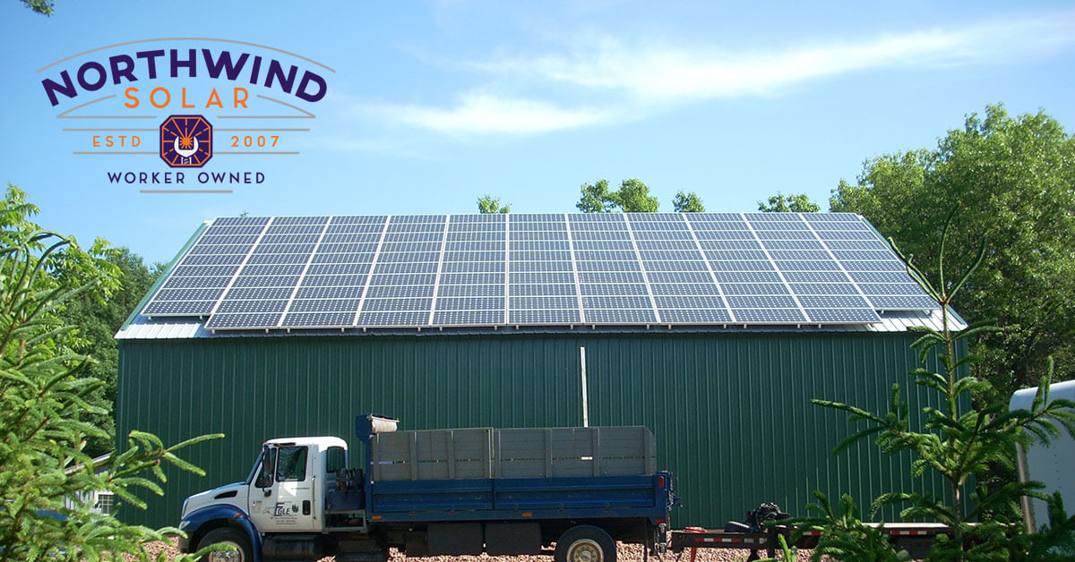 Looking for commercial solar energy systems in Wausau, WI?