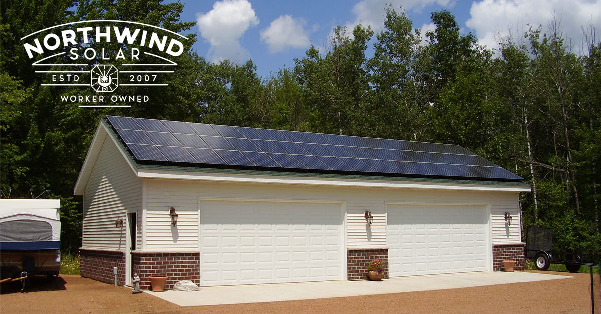 Looking for solar panels for your home in Oshkosh, WI