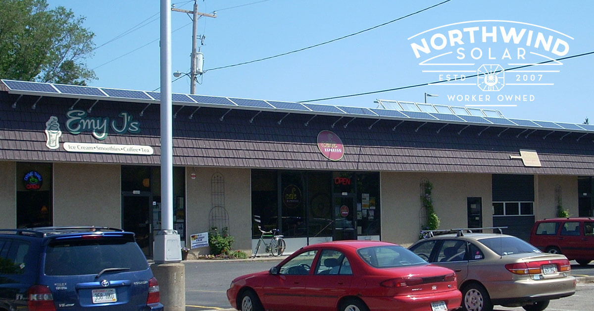 Looking for commercial photovoltaic systems in Appleton, WI?
