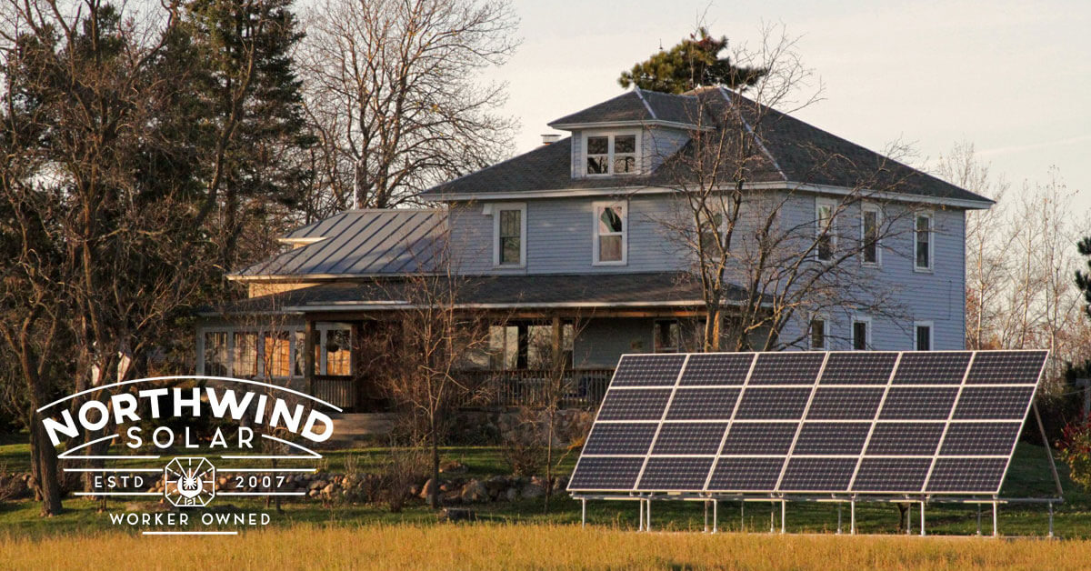 Looking for residential solar panel systems in Waupaca, WI