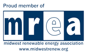 Proud Member of the Midwest Renewable Energy Association