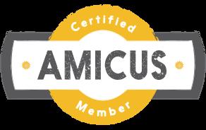 Certified AMICUS Member