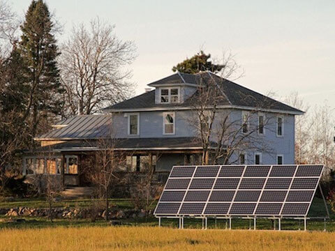 Residential Solar Electric Systems Portfolio
