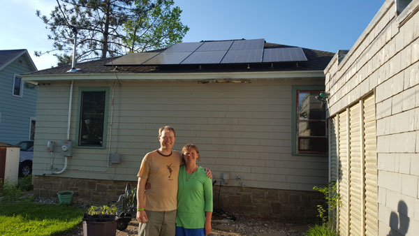 Residential Solar Energy Provided Throughout Wisconsin