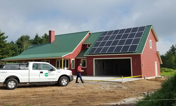 Residential Photovoltaic Systems in Central Wisconsin