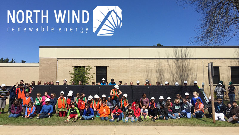 solar panels for schools in Shawano, WI