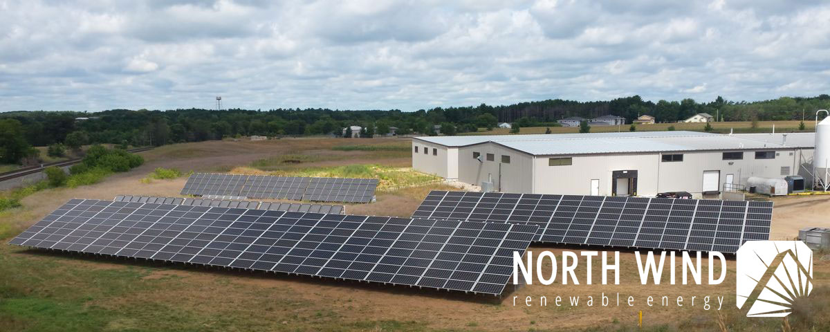 commercial solar energy systems in Medford, WI