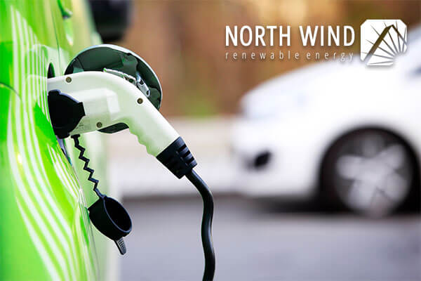 electric vehicle chargers in Tomahawk, WI
