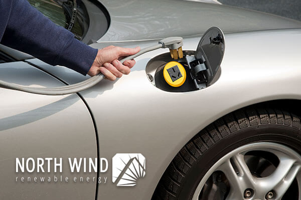 electric vehicle home charging stations in Wausau, WI