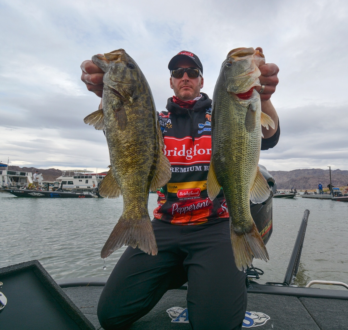 2018 WON BASS U.S. Open Recap -  Lake Mead