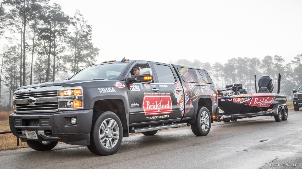 2019 FLW Tour Recap - Sam Rayburn Lake