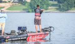 2018 FLW Tour Recap – Kentucky Lake