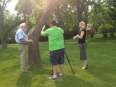 First Choice Talks with Fox 6 Laura Langemo about Emerald Ash Borer