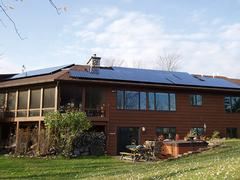 We Install Residential Solar Panels  In Amherst