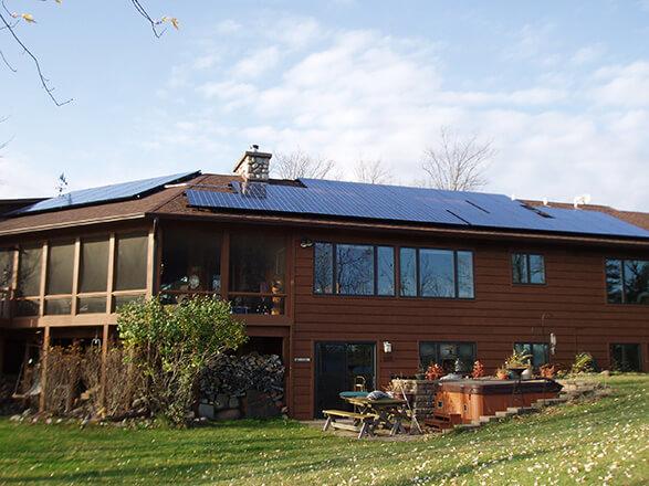 We Install Residential Solar Panels In Wausau
