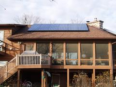 We Install Residential Solar Panels  In Central Wisconsin