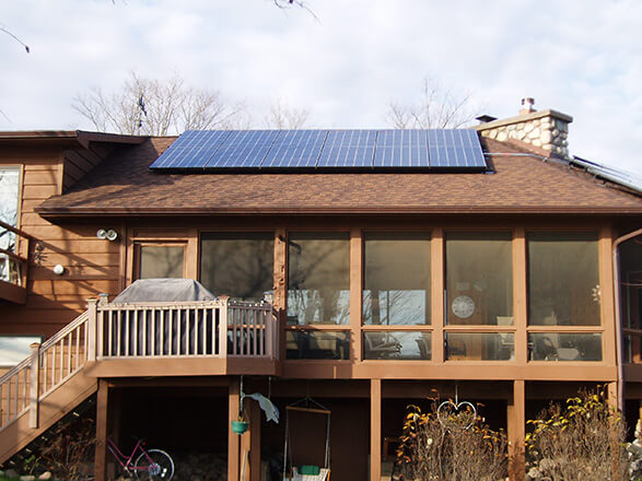 Residential solar panels  Solar Panels In Wood County