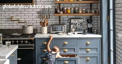 Designing an Industrial Style Kitchen
