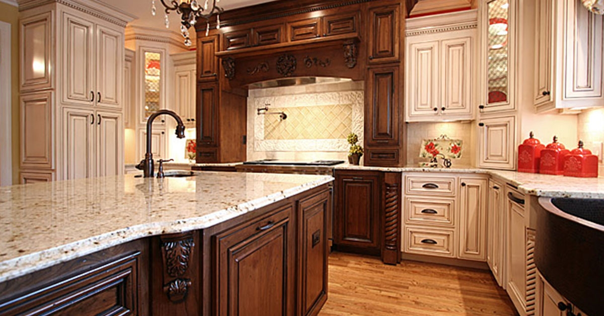 Modernizing a Traditional Kitchen