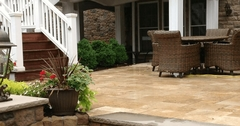Thinking Outside the Home for Natural Stone