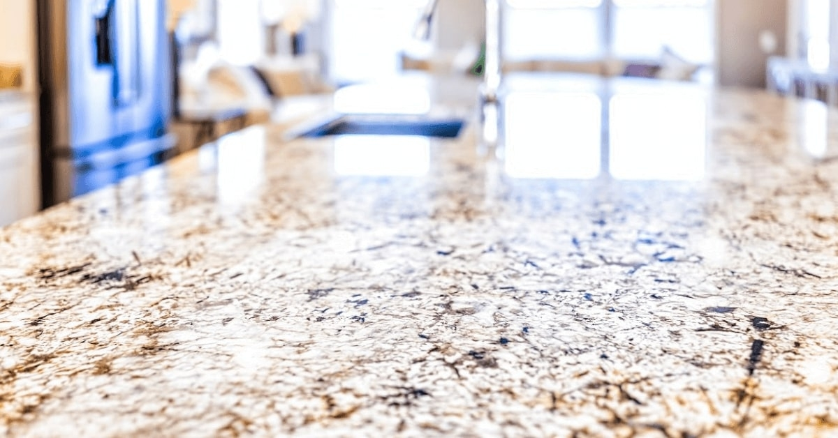 Sealing Your Granite Countertops