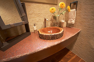 Stone Bathroom Designs